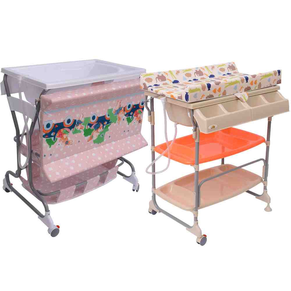 Baby Changing Table With Bath