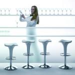 Bar Stool Height Chairs