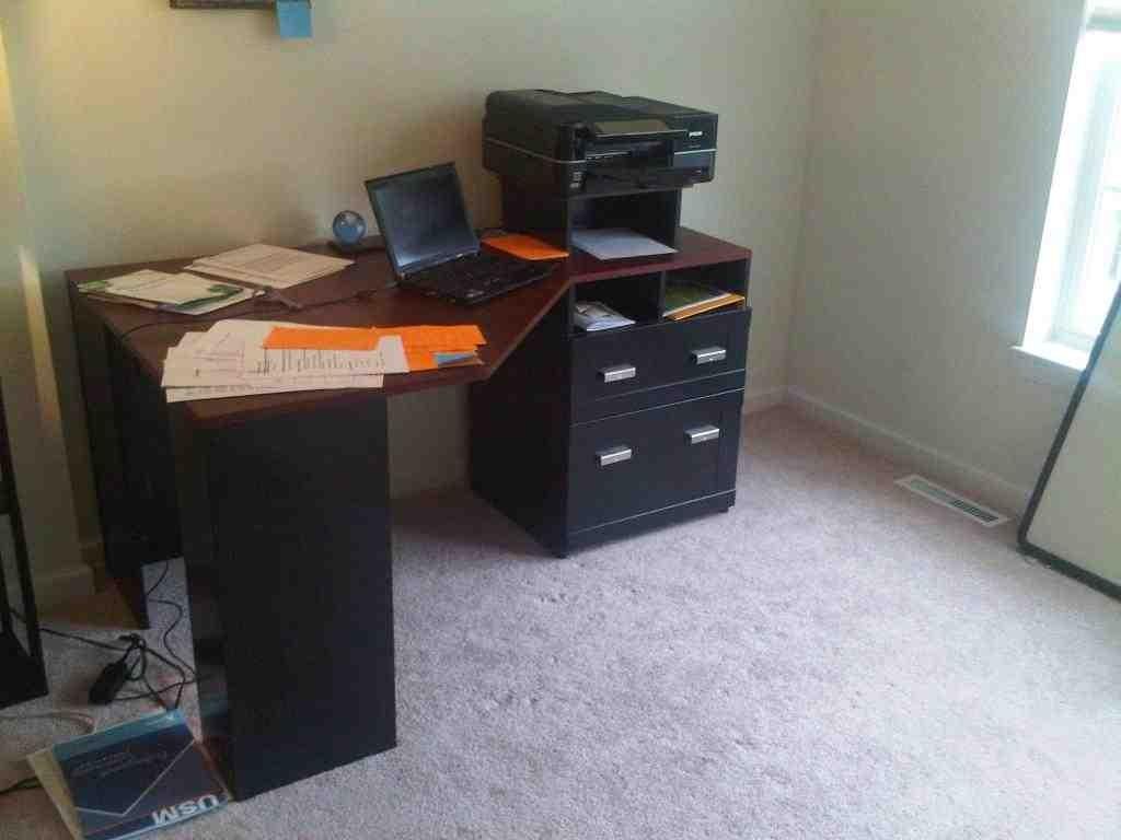 Bush Corner Computer Desk
