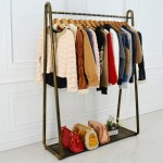 Clothing Display Stands