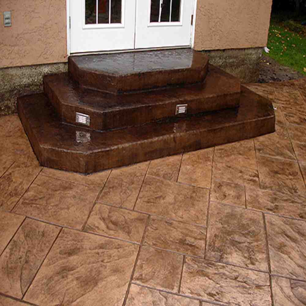 concrete patio ideas for small backyards decor