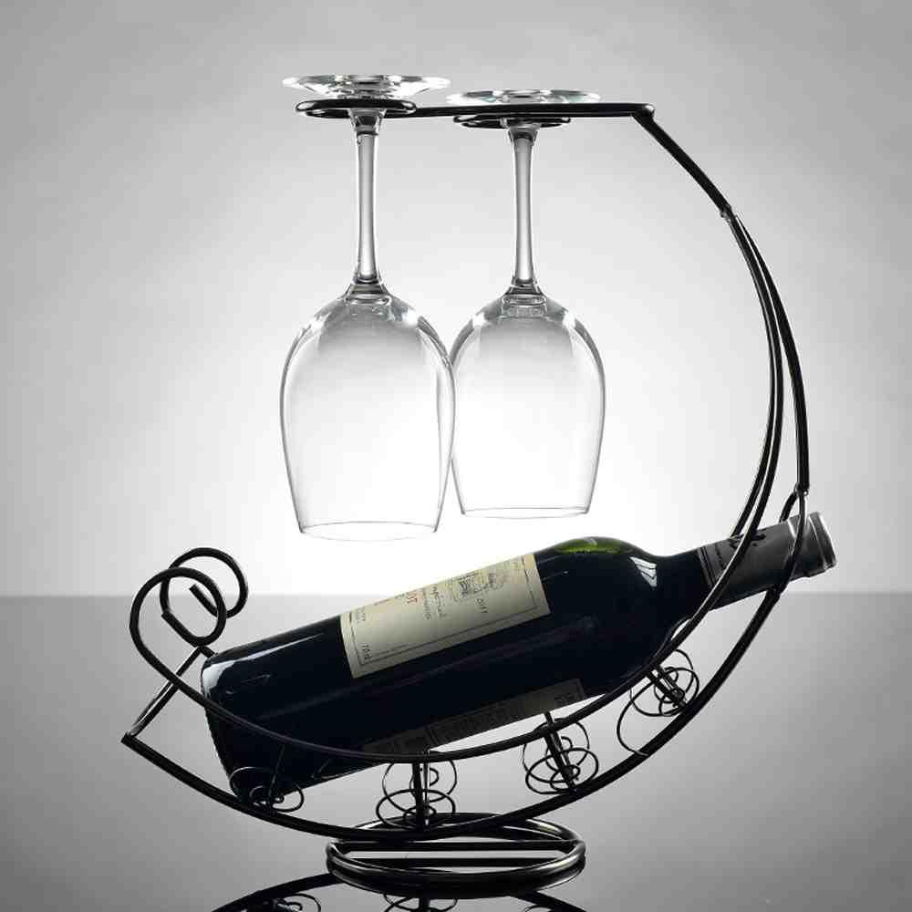 Diy Wine Glass Rack Decor Ideasdecor Ideas
