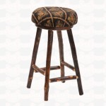 Hickory Chair Bar Stools