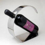 Metal Wall Mount Wine Rack