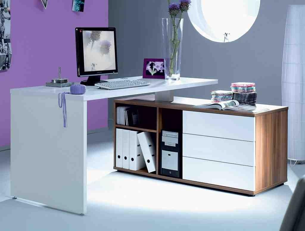 Modern Corner Computer Desk