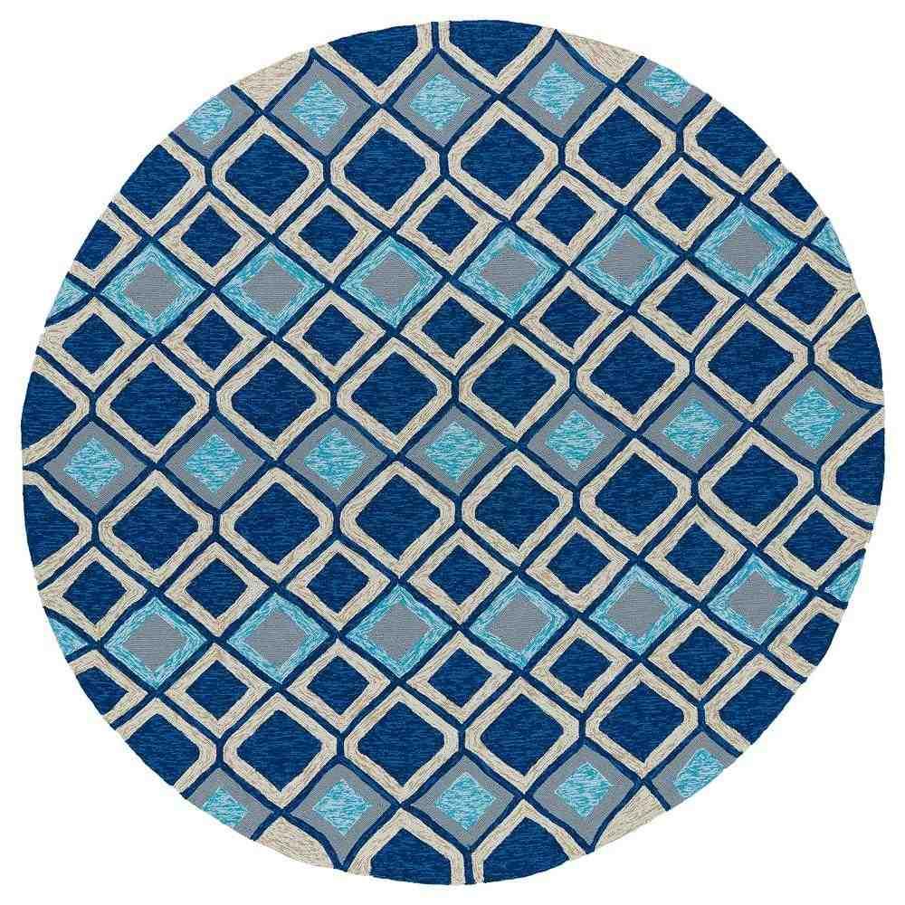 Modern round area rugs decor ideasdecor ideas for Modern round area rugs