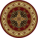 Round Area Rugs Sale