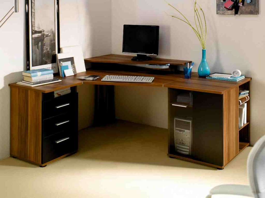 Small Corner Computer Desk For Home