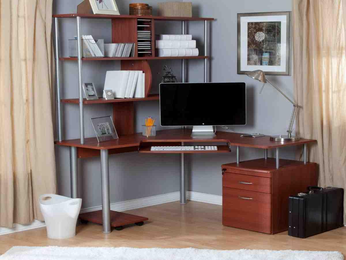 Small Corner Computer Desk With Hutch Decor Ideasdecor Ideas