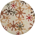 Small Round Area Rugs
