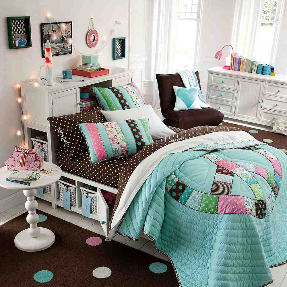Teen Girls Bedroom Furniture - Decor IdeasDecor Ideas
