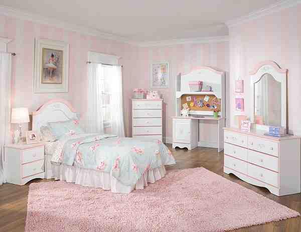 Teenage Girl Bedroom Furniture Sets