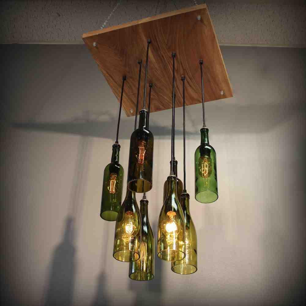 Small round office table decor ideasdecor ideas - Wine Glass Rack Chandelier Decor Ideasdecor Ideas