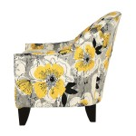 Yellow Accent Chair