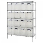 24 Wire Shelving