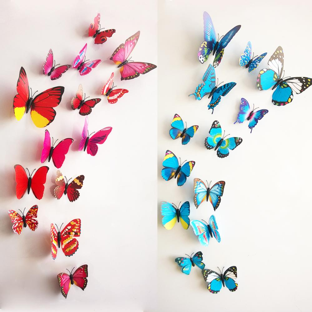 3d butterfly wall decor decor ideasdecor ideas for 3d wall butterfly decoration