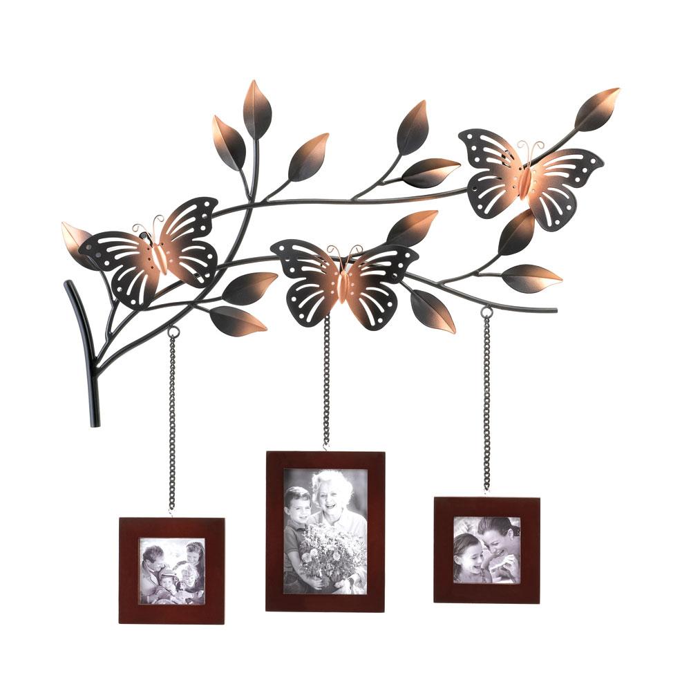 Butterfly wall decor ideas decor ideasdecor ideas for Butterfly mural ideas