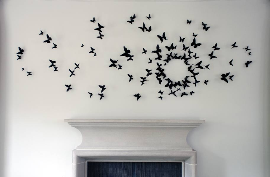 Butterfly Wall Decor A Lively Addition To Your Life