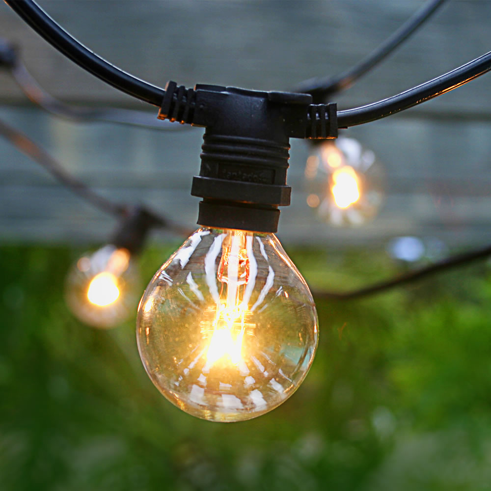 Led String Lights Industrial : Commercial Outdoor Led String Lights - Decor IdeasDecor Ideas