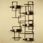 Decorative Metal Wall Shelf