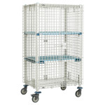 Heavy Duty Wire Shelving