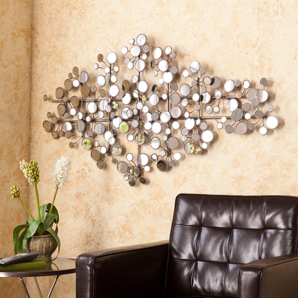 Metallic Wall Decor
