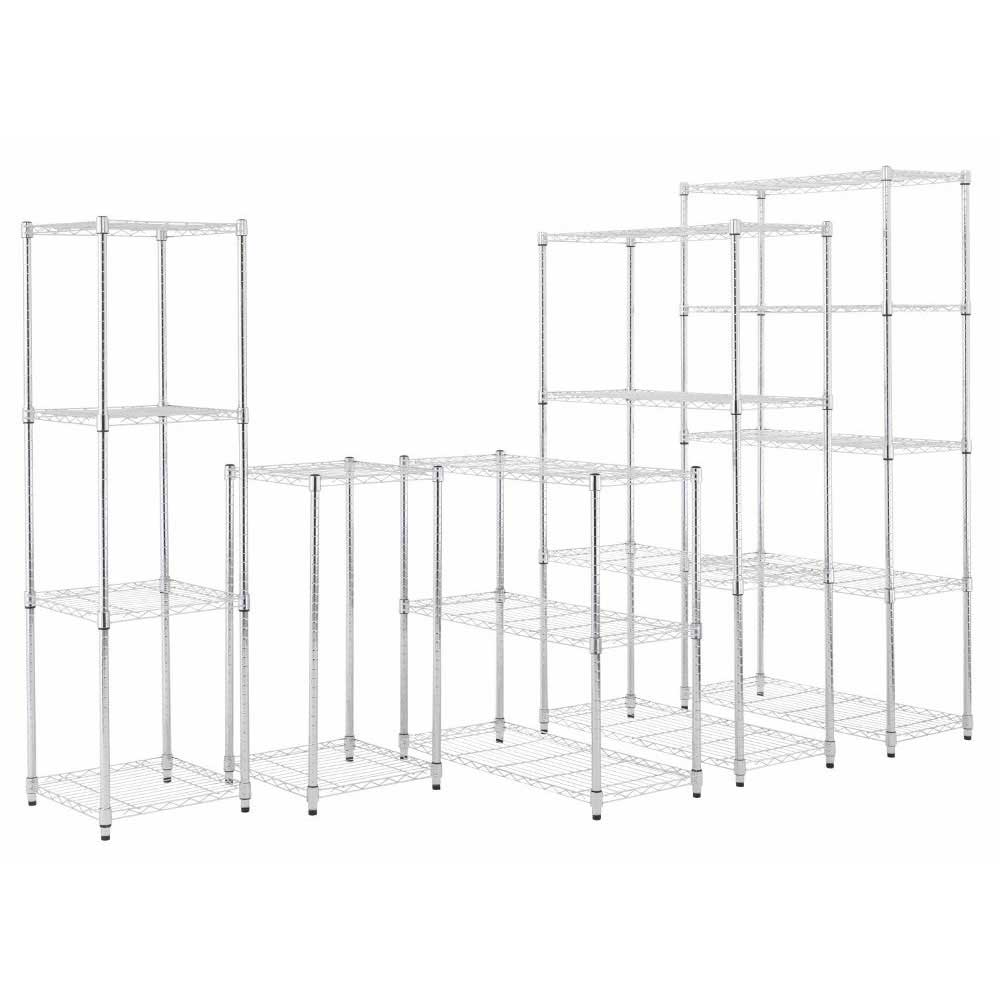 Narrow Wire Shelving