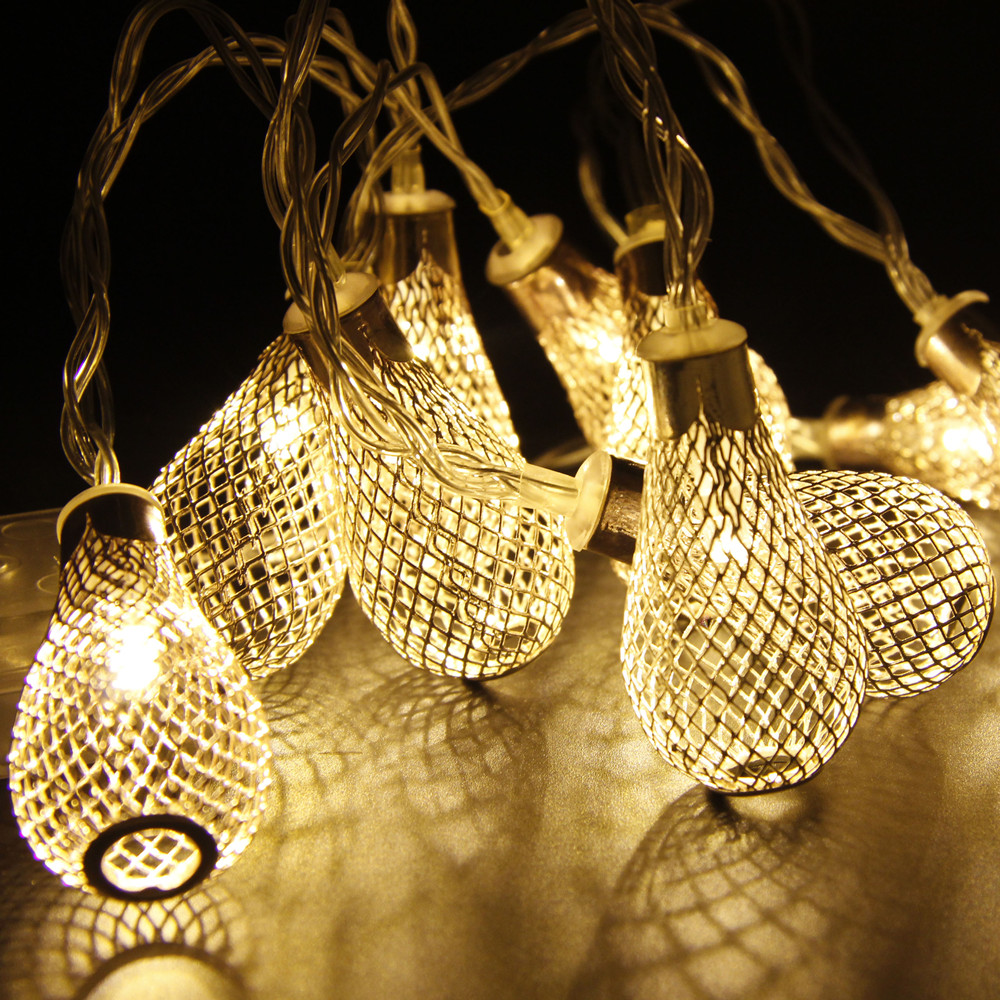 Novelty string lights outdoor decor ideasdecor ideas for Home decor ideas string lights