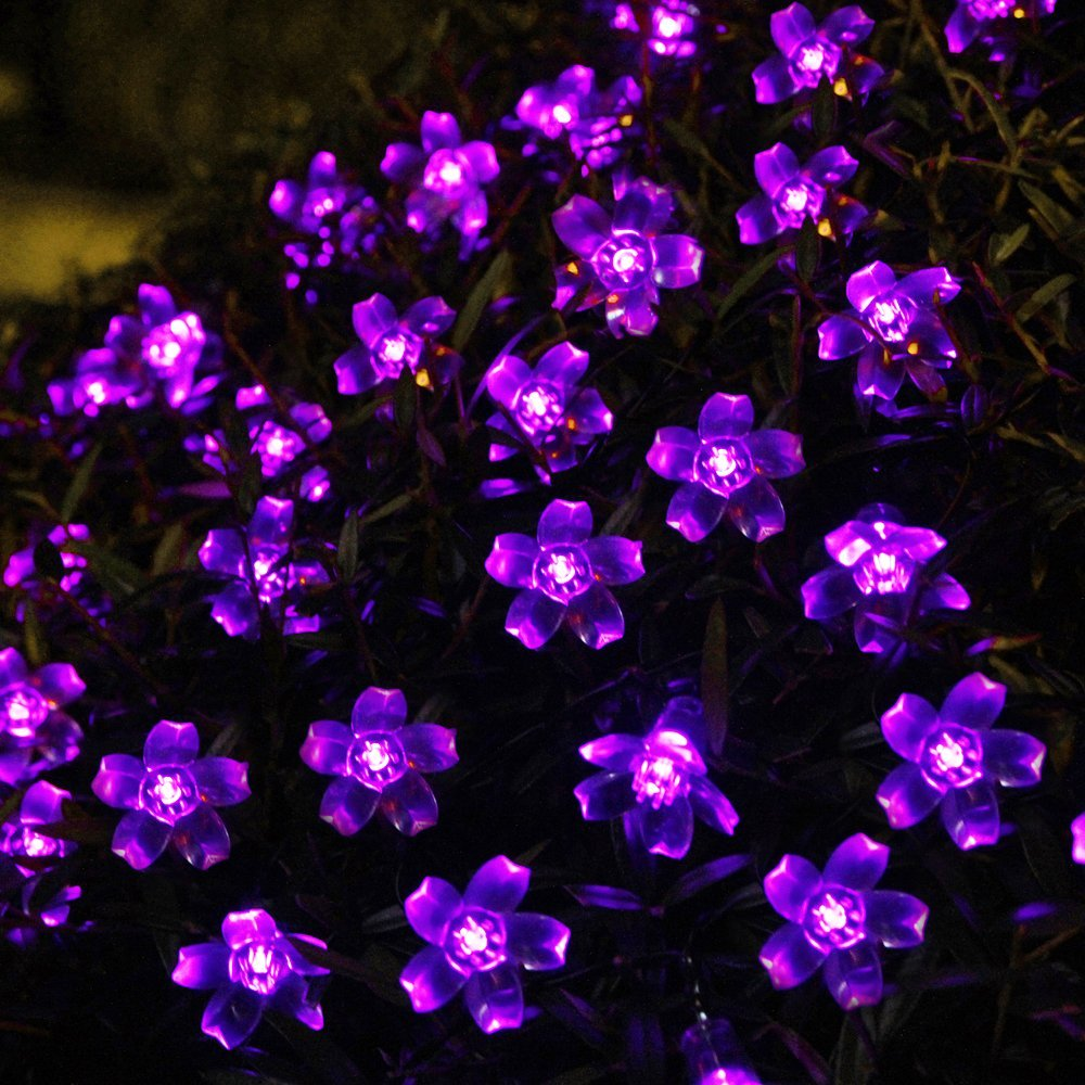 Solar Led String Lights Outdoor - Decor IdeasDecor Ideas