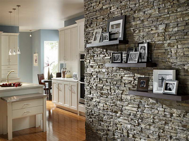 stone wall decor a creative look decor ideasdecor ideas