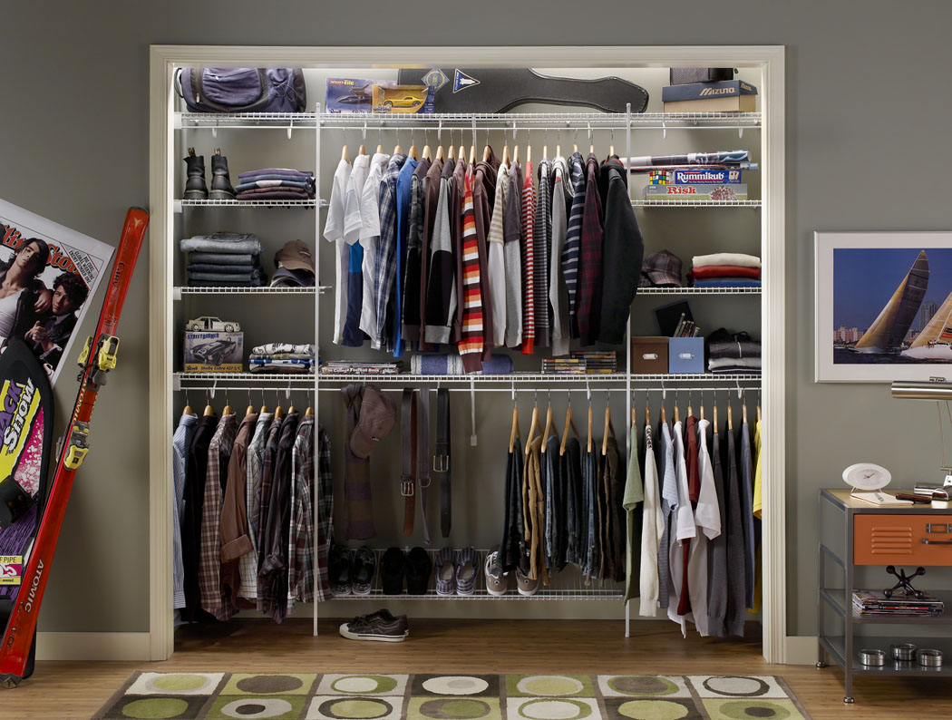 Wire Shelving Units For Closets Decor Ideasdecor Ideas