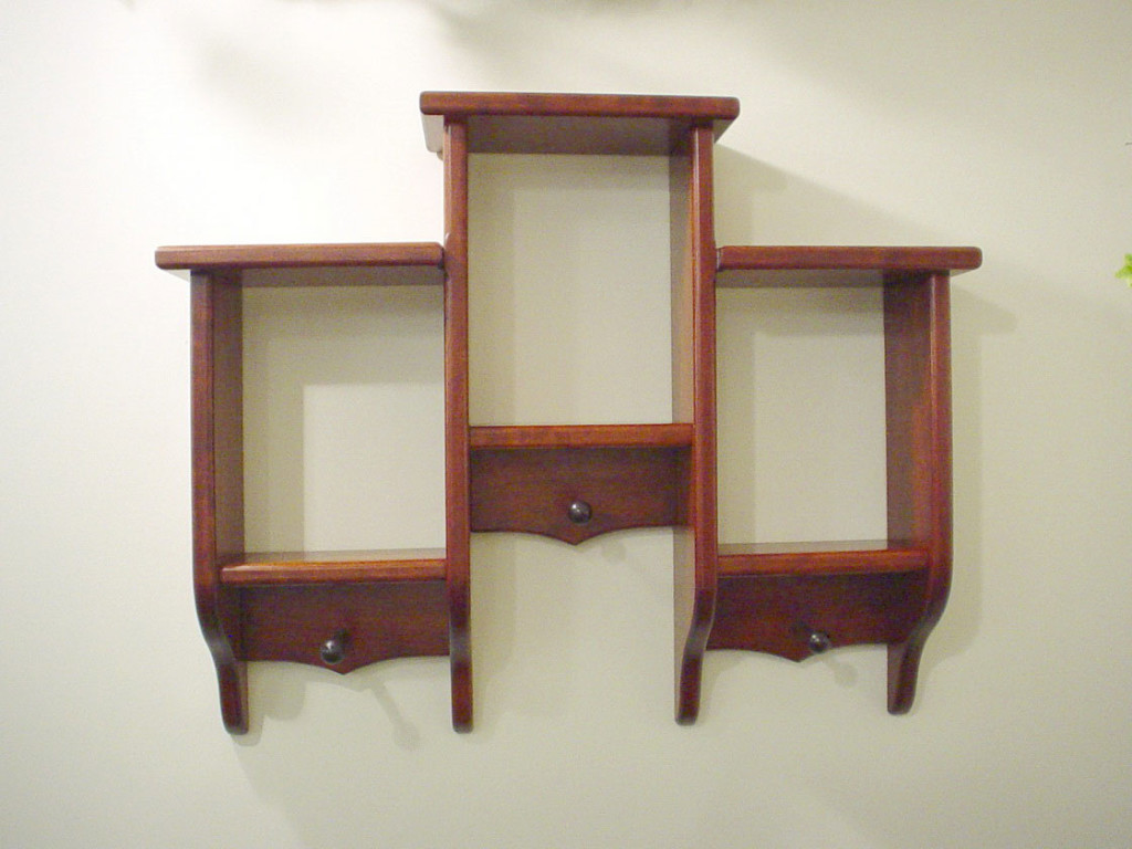 Adjustable Wall Mounted Shelving