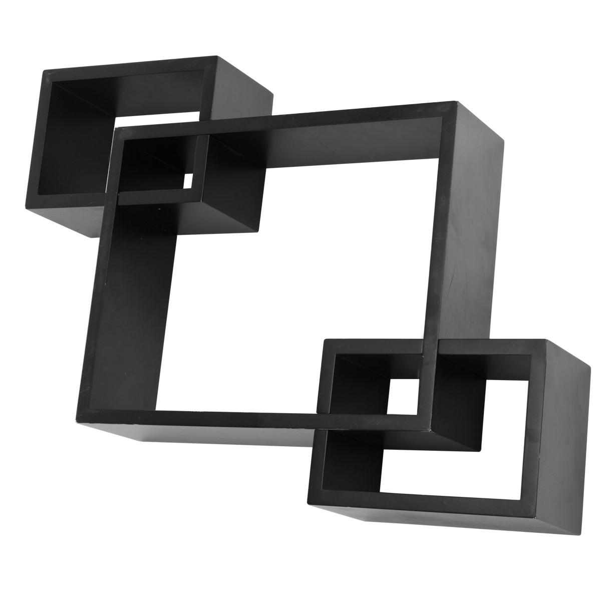 Black wall mounted shelves decor ideasdecor ideas - Wall mounted shelving ideas ...