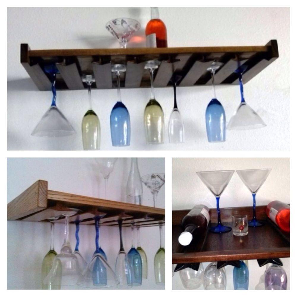 Build Floating Shelves