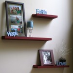 Decorative Wood Wall Shelves