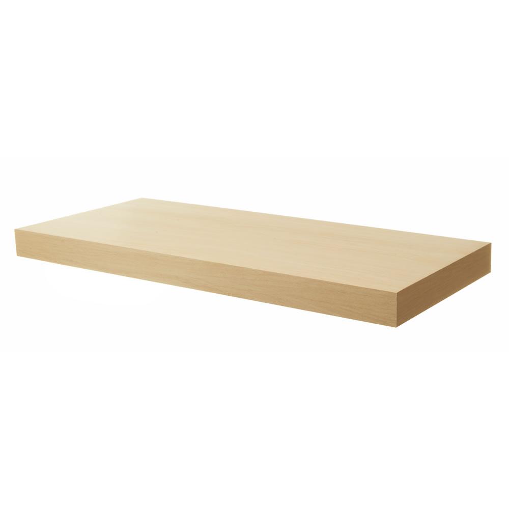 Easy Floating Shelves