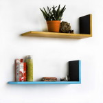 How To Decorate Floating Shelves