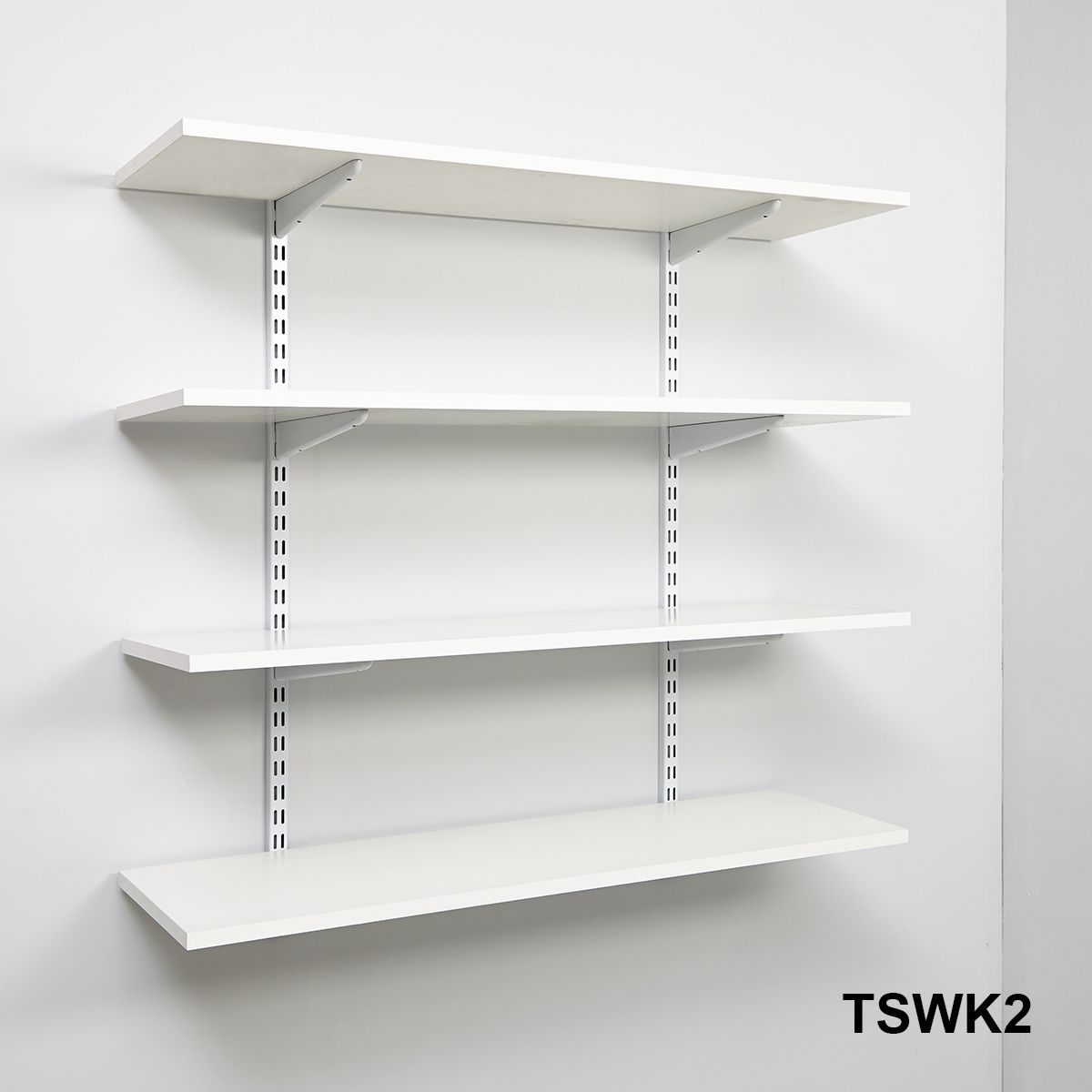 Industrial Wall Mounted Shelving Decor IdeasDecor Ideas