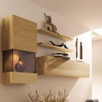 Modern Wall Mounted Shelves