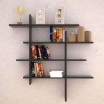Wall Mount Wood Shelves