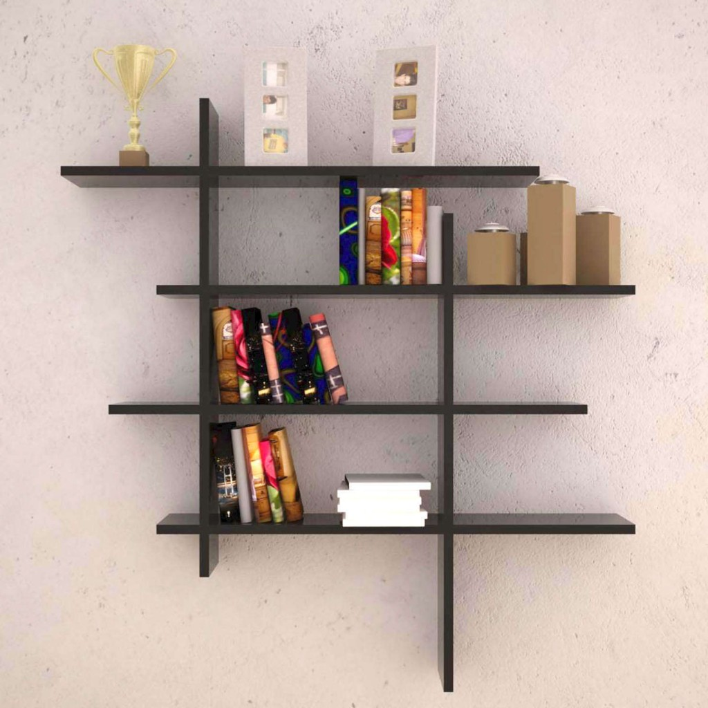 Gallery For Wall Mounted Wood Shelves