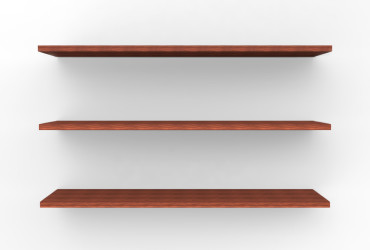 Wood Wall Shelves