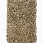 Wool Shag Area Rug