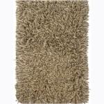 Wool Shag Area Rug