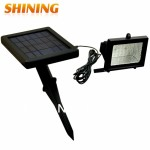 Outdoor Solar Flood Lights