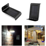 Solar Powered Outdoor Security Lights