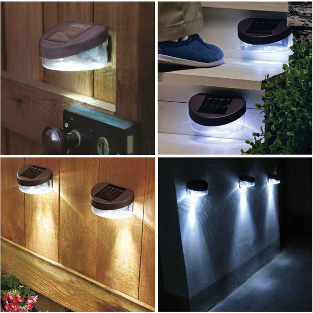 solar powered lights outdoor - 28 images - outdoor lights led solar install outdoor lighting ...