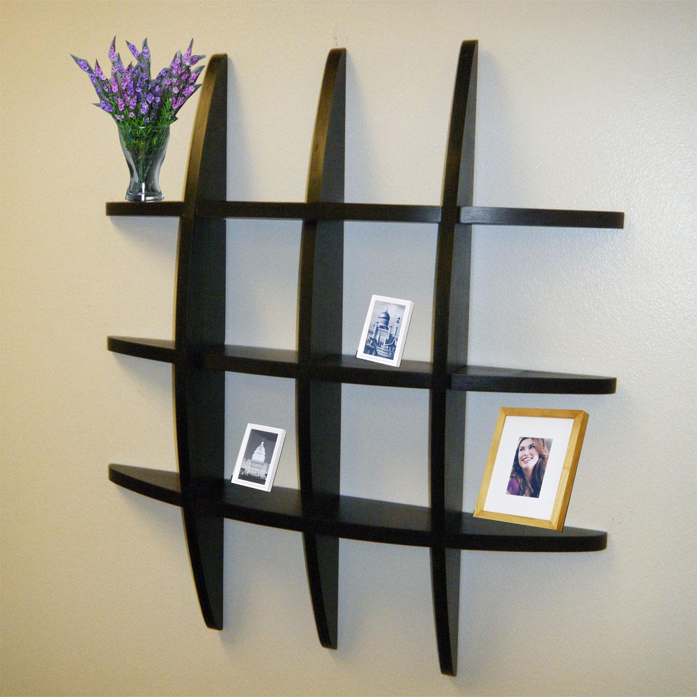 Wall Shelves Decorating Ideas