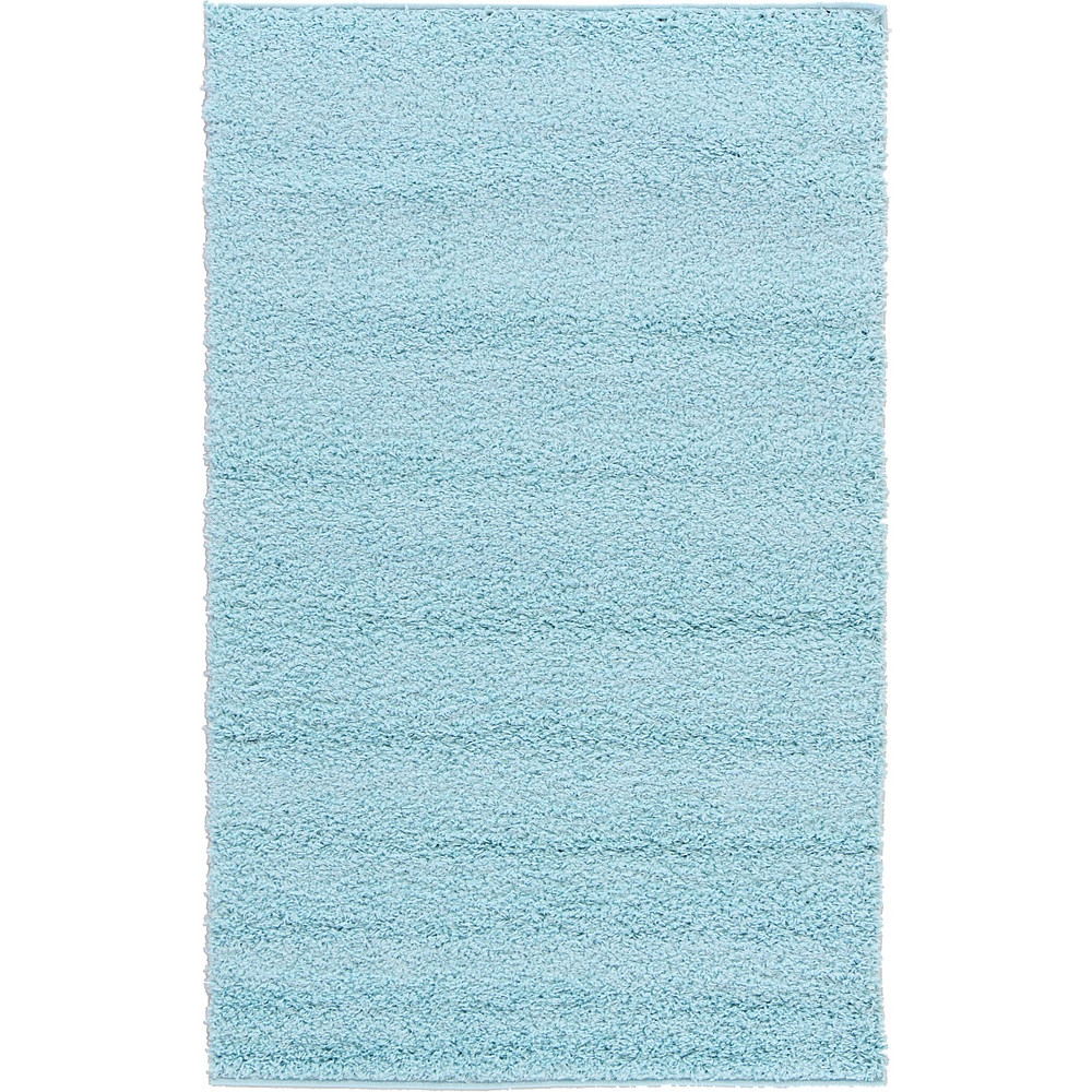 Baby Blue Area Rug