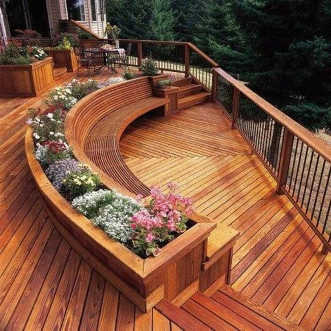 Deck Covering Ideas